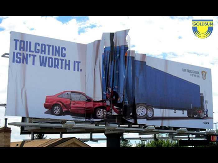 Quảng cáo của Đội tuần tra bang Colorado