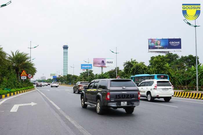 Mẫu biển quảng cáo đẹp trên đường cao tốc