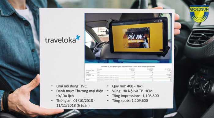 Case studies quảng cáo tvc của traveloka