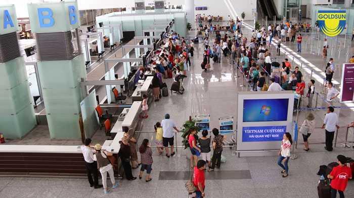 Quảng cáo wifi tại sân bay