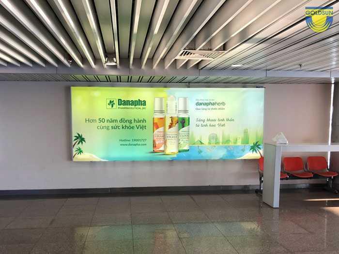 Mẫu quảng cáo của Công ty Cổ phần dược Danapha