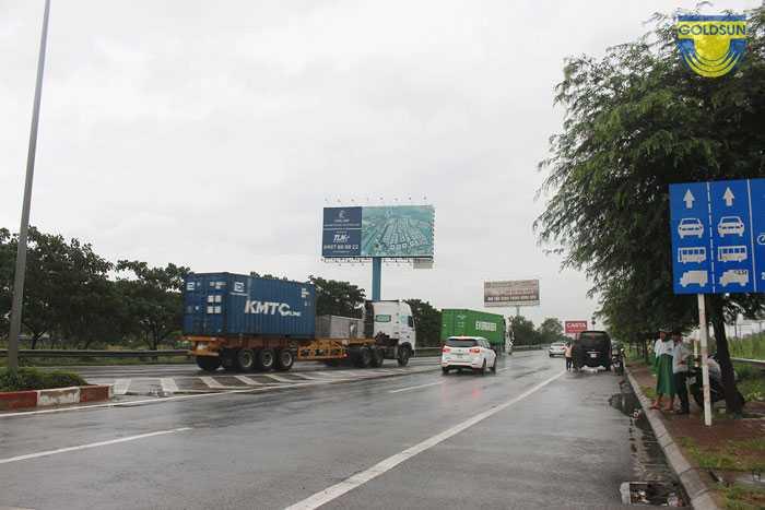 Biển quảng cáo trên cao tốc Long Thành - Dầu Giây mã vị trí SG60001