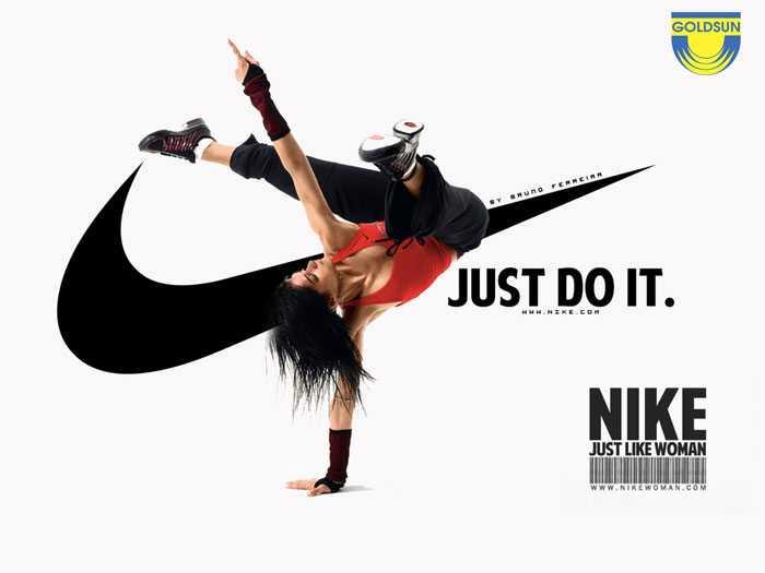 Quảng cáo thương hiệu NIKE