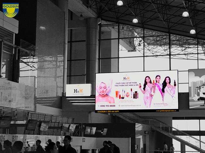 Biển quảng cáo ngoài trời tại Hà Nội