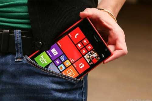 8,2 triệu điện thoại Lumia đã được tiêu thụ trong quý IV/2013