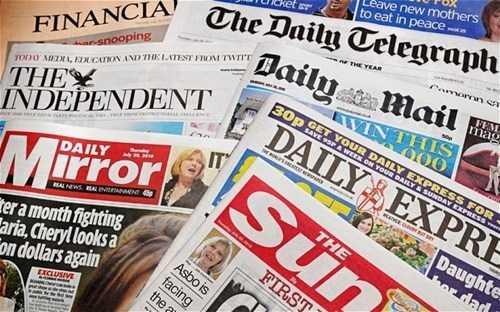 Báo in vẫn thu hút phần lớn ngân sách quảng cáo