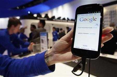 Google kiếm bộn nhờ quảng cáo di động