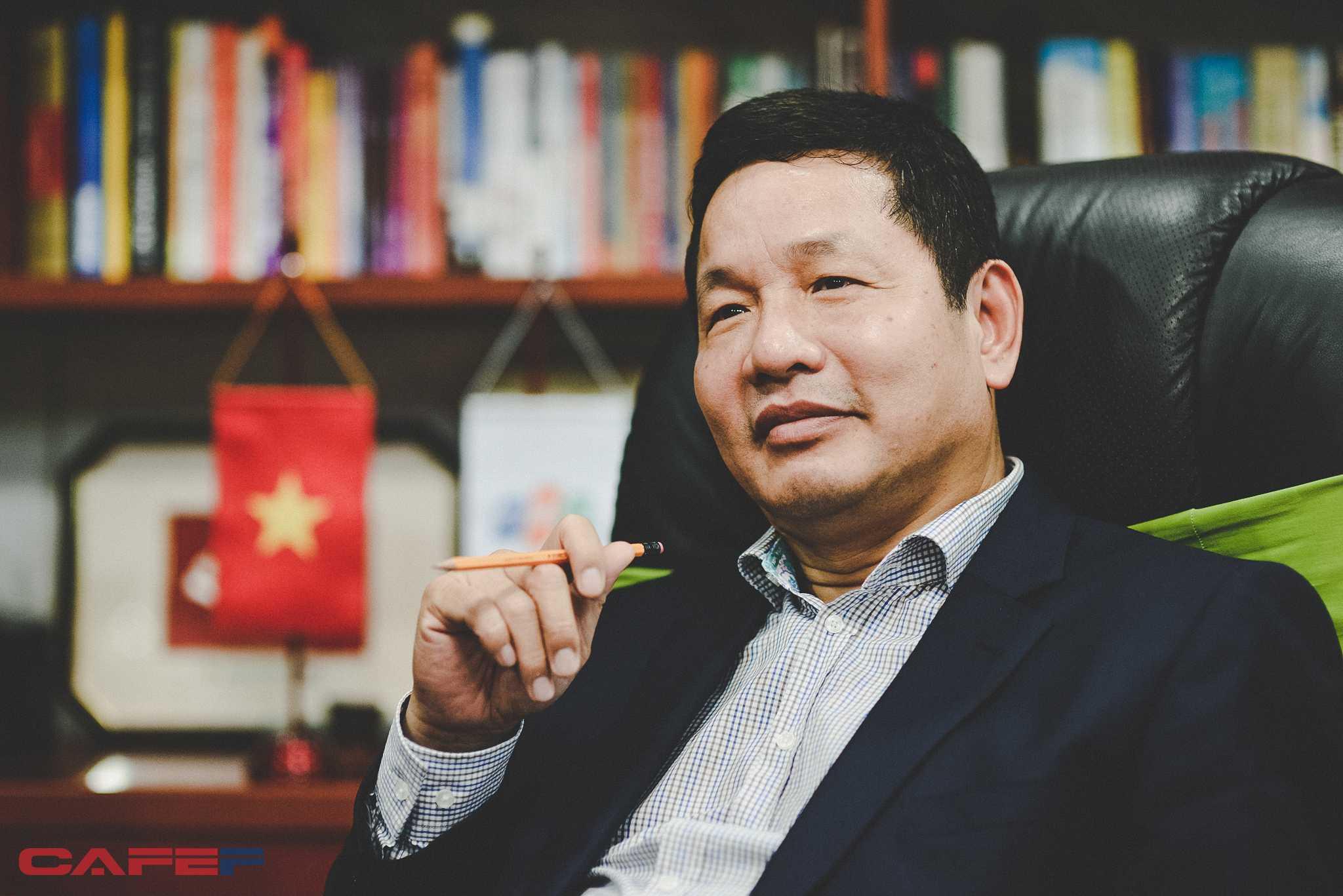 Chủ tịch FPT Trương Gia Bình: