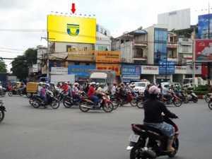 Pano quảng cáo tại 06 Trần Thị Nghĩ