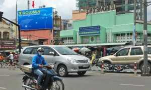 Pano quảng cáo 370 Bùi Hữu Nghĩa (chợ Bà Chiểu), tp HCM