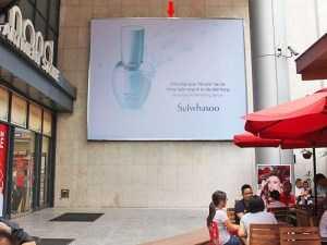 Quảng cáo billboard tại 34 Lê Duẩn (Diamond) vị trí 2