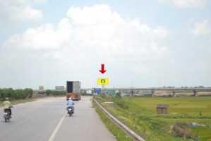 Điểm 4B_Bắc Ninh: Cột mốc H6/17 Quốc lộ 18, Hòa tiến – Yên phong – Bắc Ninh