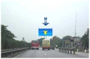 Điểm: H9/Km83+50m Quốc lộ 5 – Quán Toan – Hải Phòng