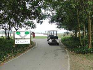 Sign Street – Đại Lải Golf