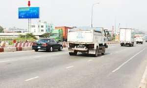 Quảng cáo biển tấm lớn trên xa lộ Hà Nội (vị trí 15 TĐ)