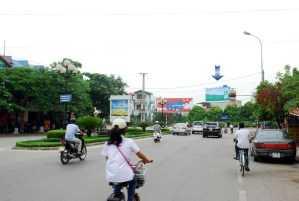 Ngã 3 Hùng Vương – TP Bắc Giang – Bắc Giang