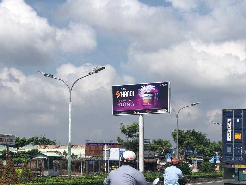 Quảng cáo Hộp đèn 2 quận Ô Môn-Bình Thủy, Cần Thơ