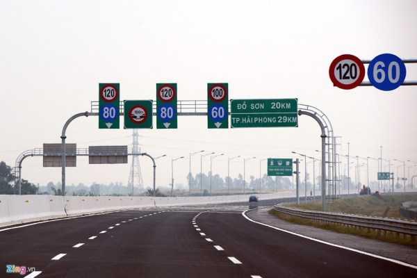 Toàn cảnh cao tốc Hà Nội – Hải Phòng hiện đại nhất Việt Nam