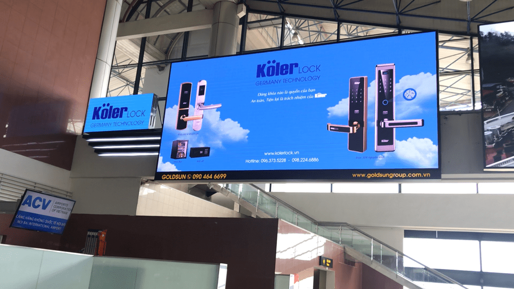 Biển Digital OOH