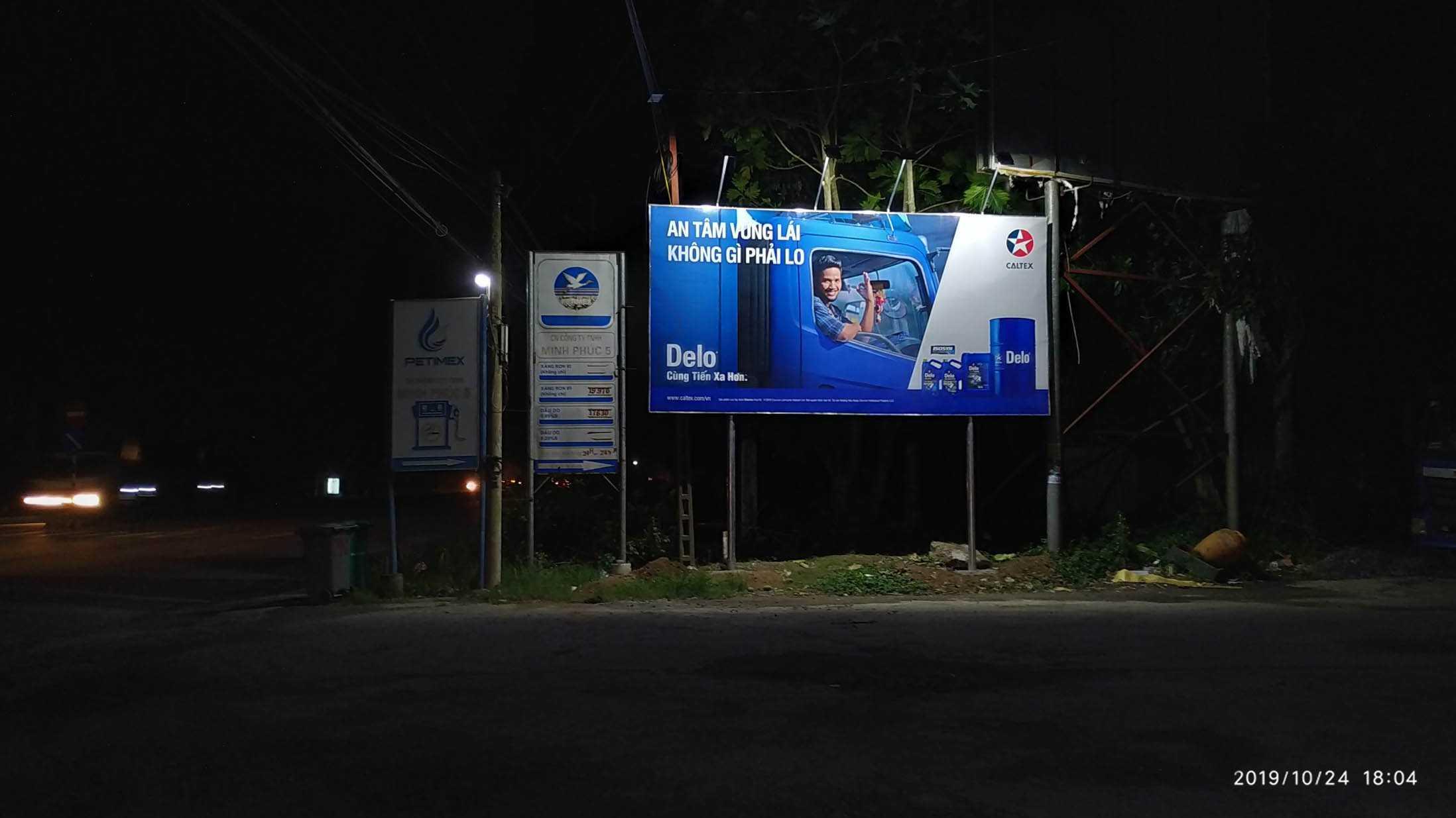Quảng cáo CHXD Minh Phúc 5, Ấp Phú Nghĩa, xã Tân Phú, huyện Tam Bình, Vĩnh Long
