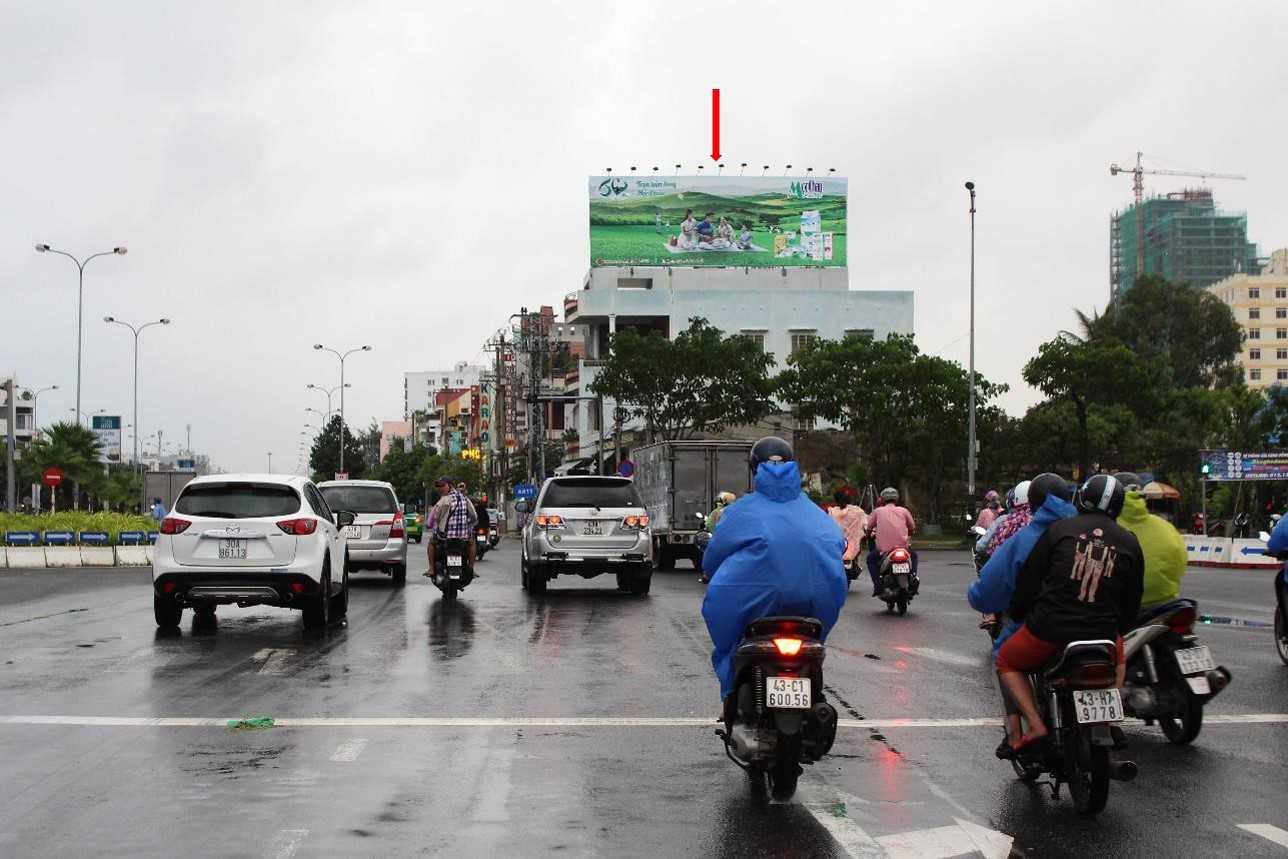 Biển Quảng cáo 1054 Ngô Quyền (Vòng xoay Ngô Quyền - Võ Văn Kiệt) , Đà Nẵng