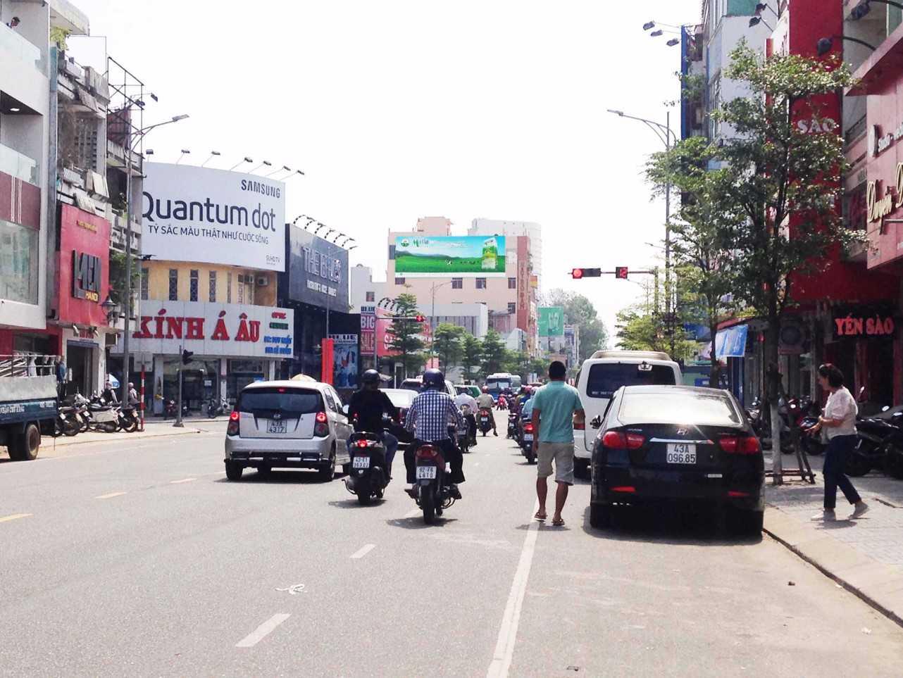Biển Quảng cáo 66A Lê Duẩn, Đà Nẵng