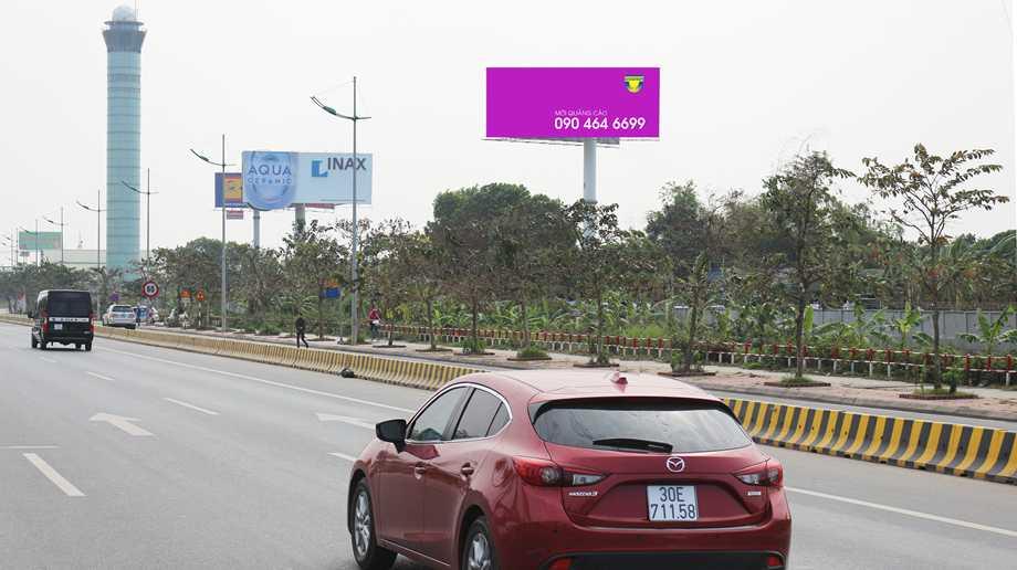 Quảng cáo HK06 - Thăng Long Nội Bài - Sóc Sơn - Hà Nội