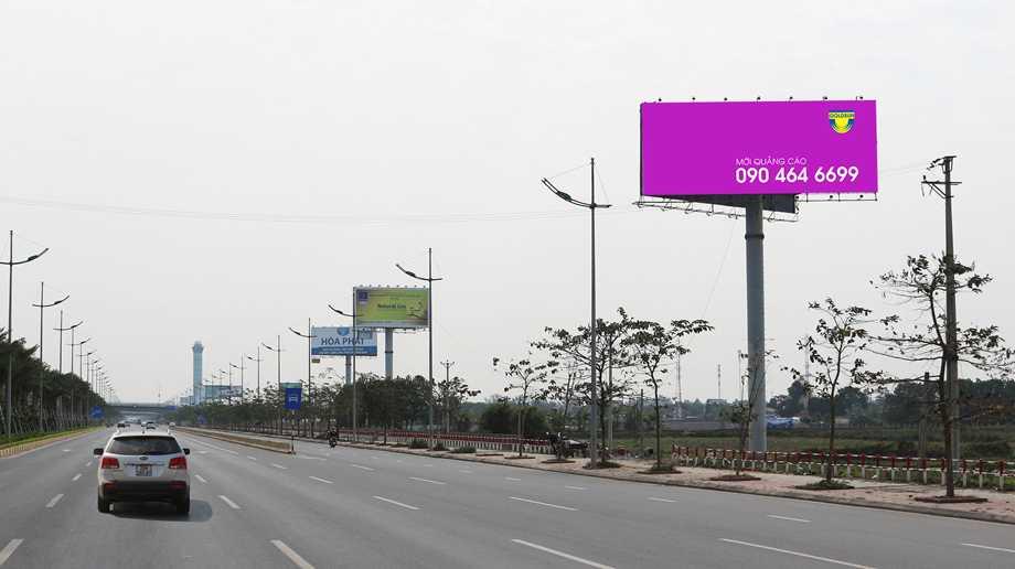 Quảng cáo HK05 - Thăng Long Nội Bài - Sóc Sơn - Hà Nội