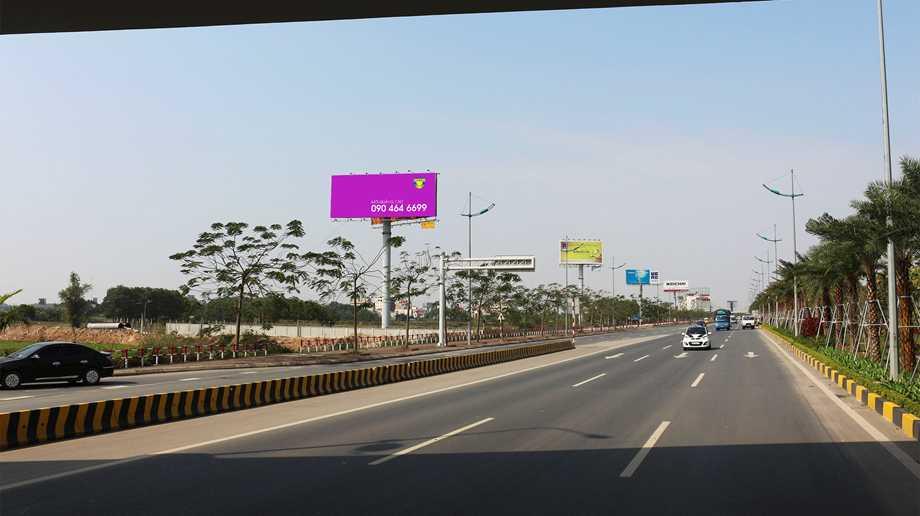 Quảng cáo HK04 - Thăng Long - Nội Bài - Hà Nội
