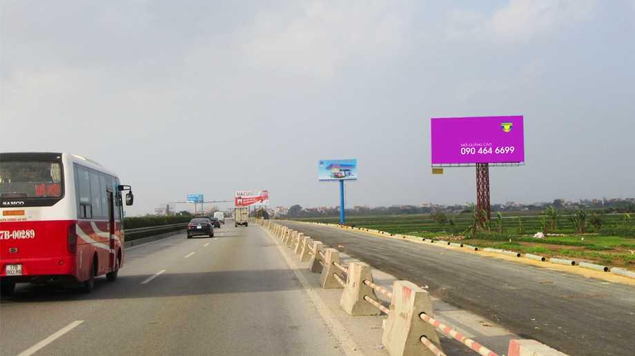Quảng cáo điểm 43B: H3/201+30 Pháp Vân Cầu Giẽ - Thường Tín - Hà Nội