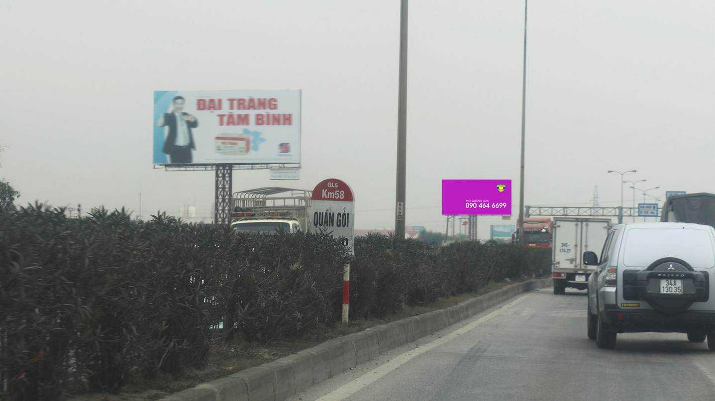 Quảng cáo Điểm: H5/57 Quốc lộ 5 - Nam Sách - Hải Dương