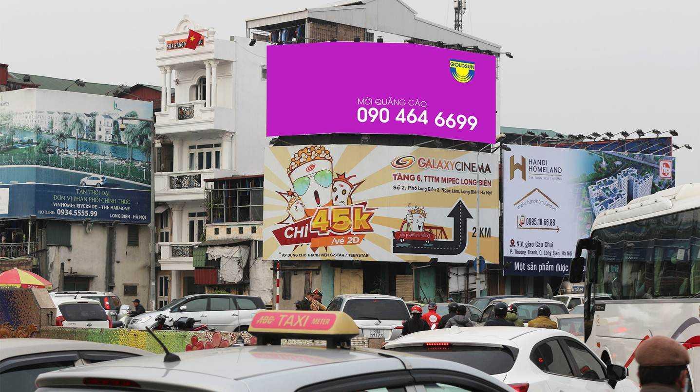 Quảng cáo 493 Hồng Hà, Hoàn Kiếm (VT2), Hà Nội