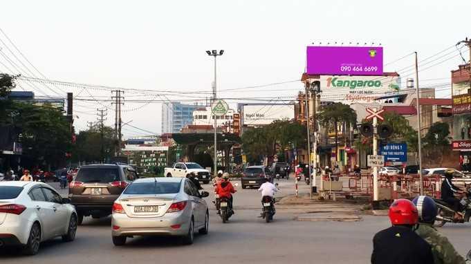 Quảng cáo 351 Hoàng Văn Thụ, TP Thái Nguyên, tỉnh Thái Nguyên