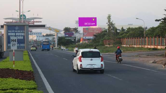 Quảng cáo Khuôn viên Khánh Lý - H9/27 Quốc lộ 2 - TP Vĩnh Yên - Vĩnh Phúc