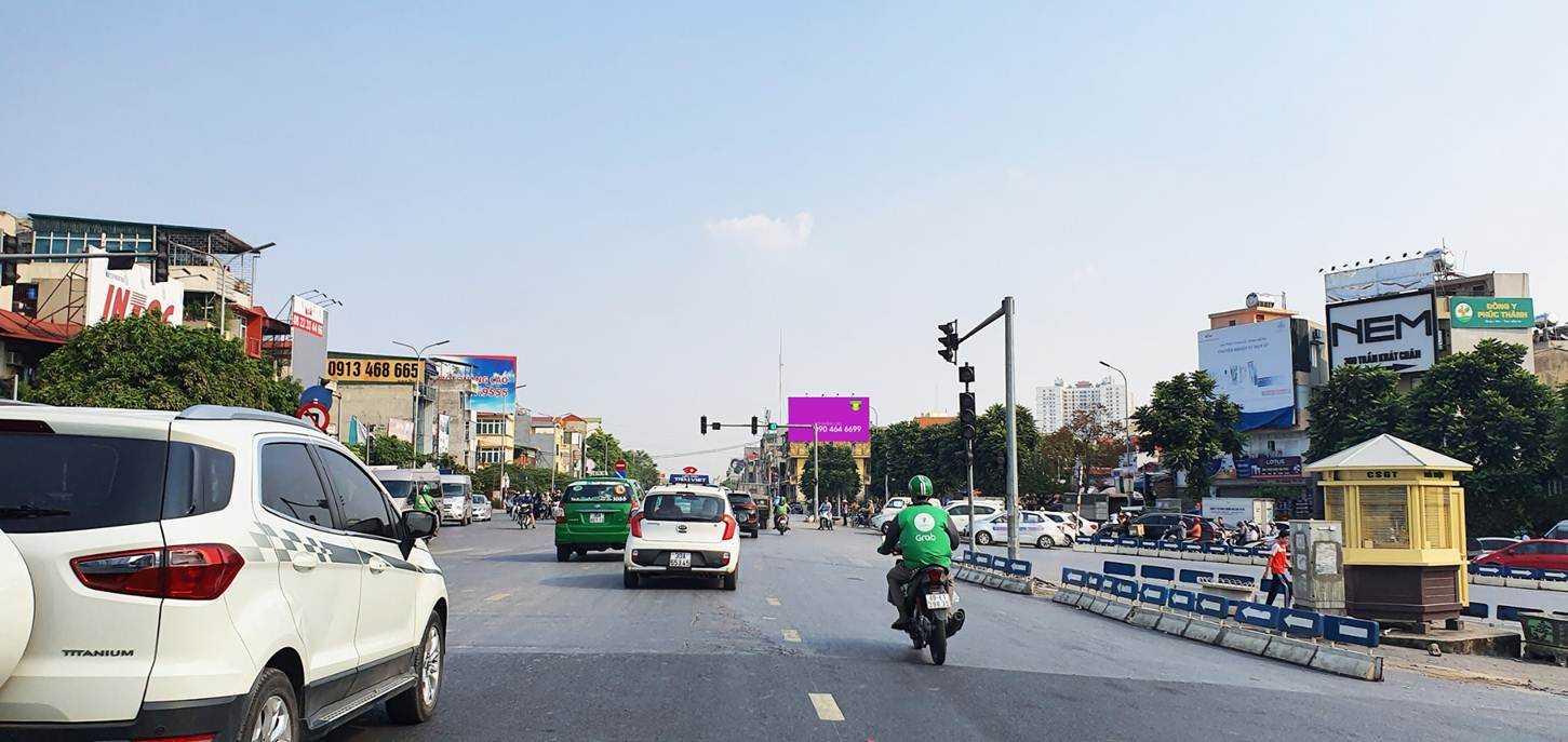 Quảng cáo 132 Nguyễn Khoái, Hà Nội