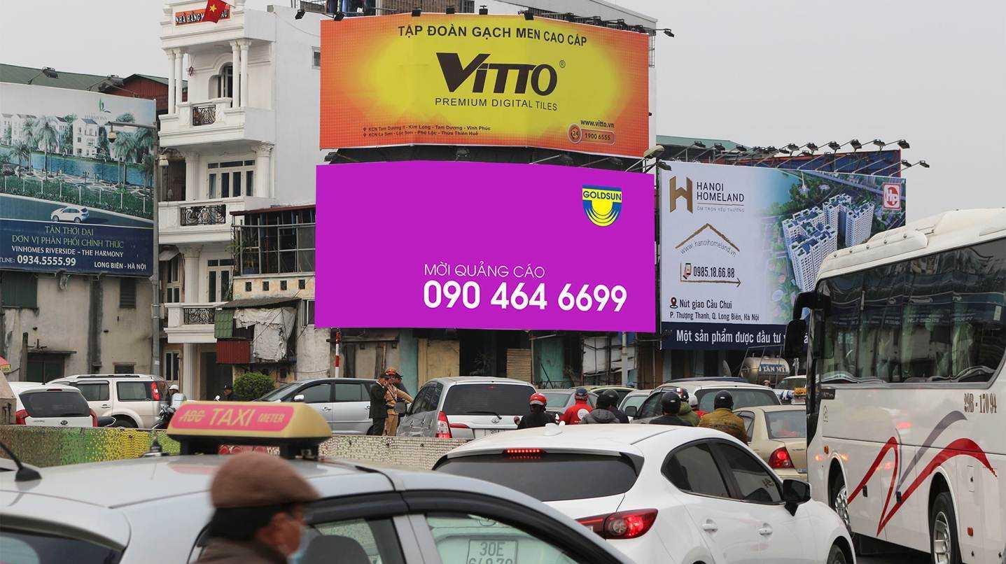 Quảng cáo 493 Hồng Hà, Hoàn Kiếm (VT1), Hà Nội
