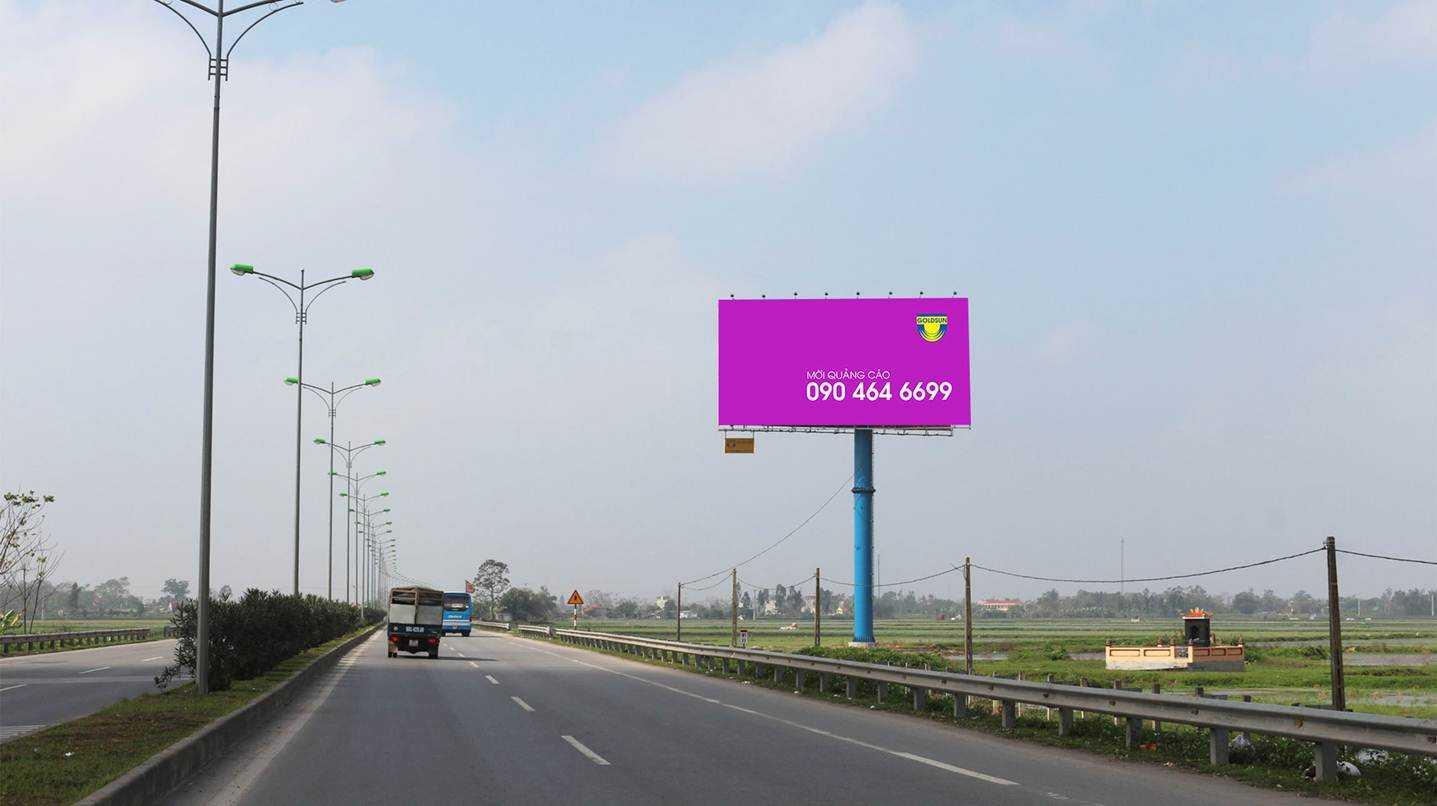 Quảng cáo Vị trí 11A, km77, QL21B, đoạn Phủ Lý - Nam Định