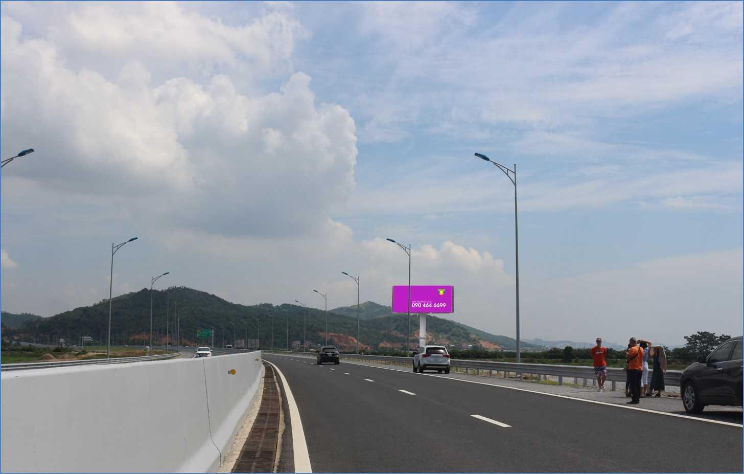 Quảng cáo HL46 - Quốc lộ 18, Tp Hạ Long, Quảng Ninh