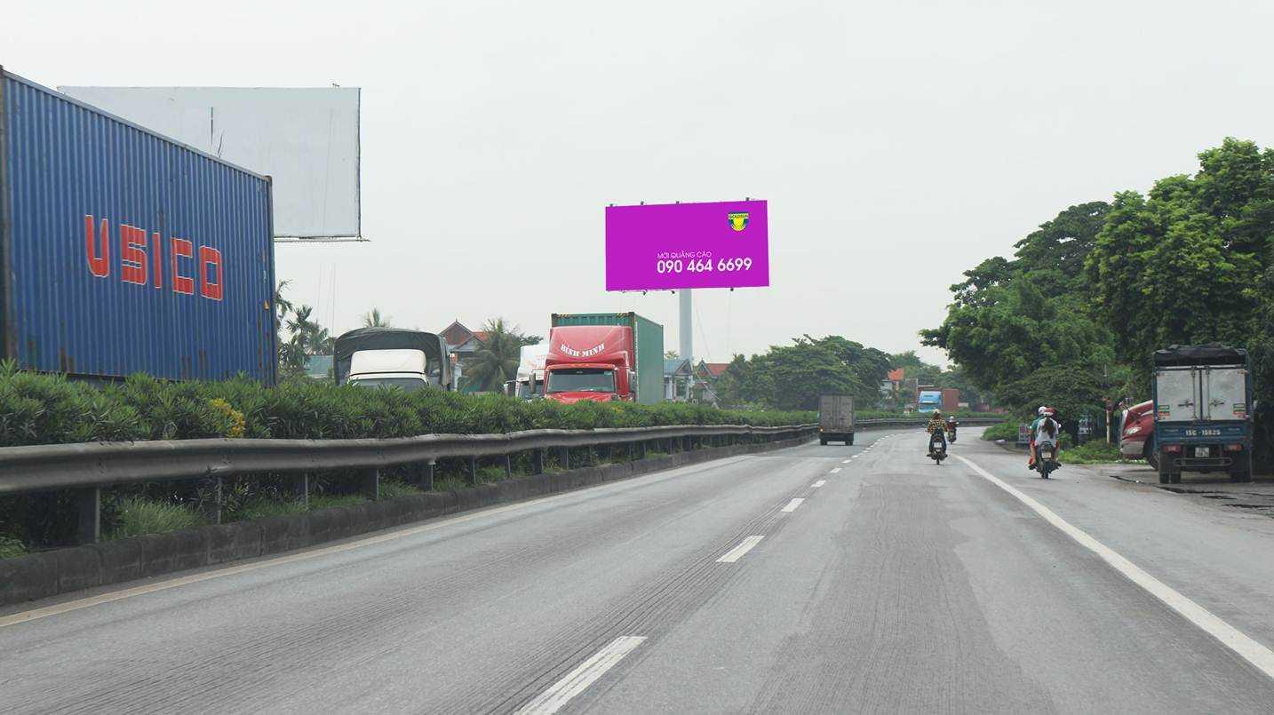 Quảng cáo Điểm: H9/Km83+50m Quốc lộ 5 - Quán Toan - Hải Phòng