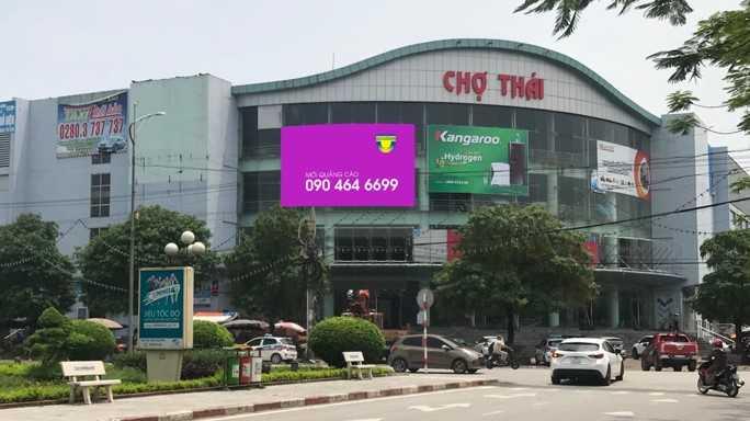 Quảng cáo Chợ Thái - Thái Nguyên
