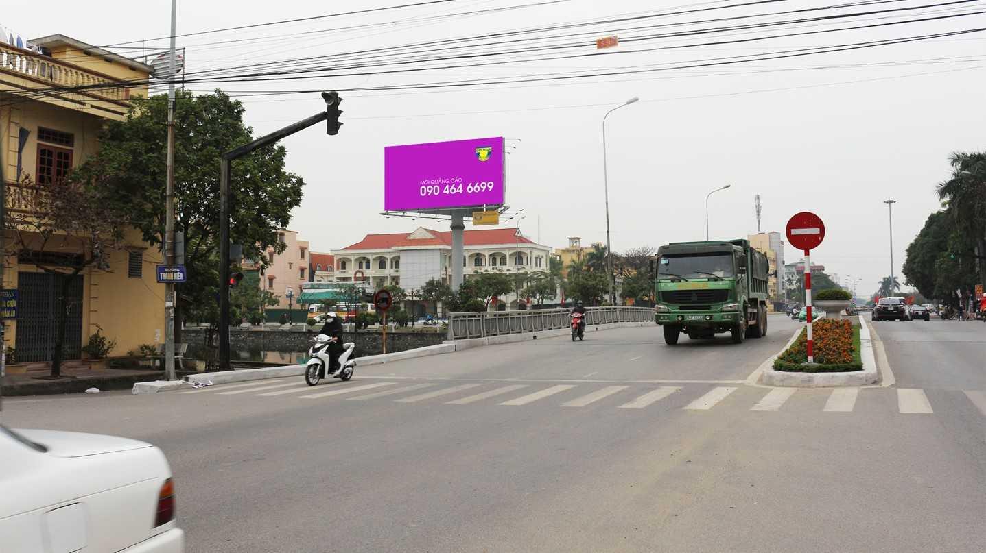 Quảng cáo Điểm Cầu Tam Giang - Bạch Đằng - TP Hải Dương - Hải Dương