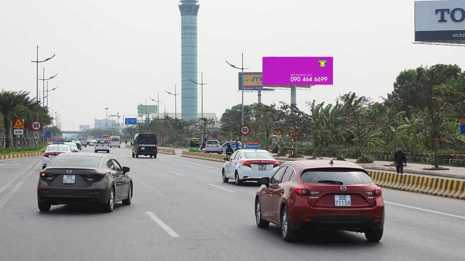 Quảng cáo HK01 - Thăng Long Nội Bài - Sóc Sơn - Hà Nội