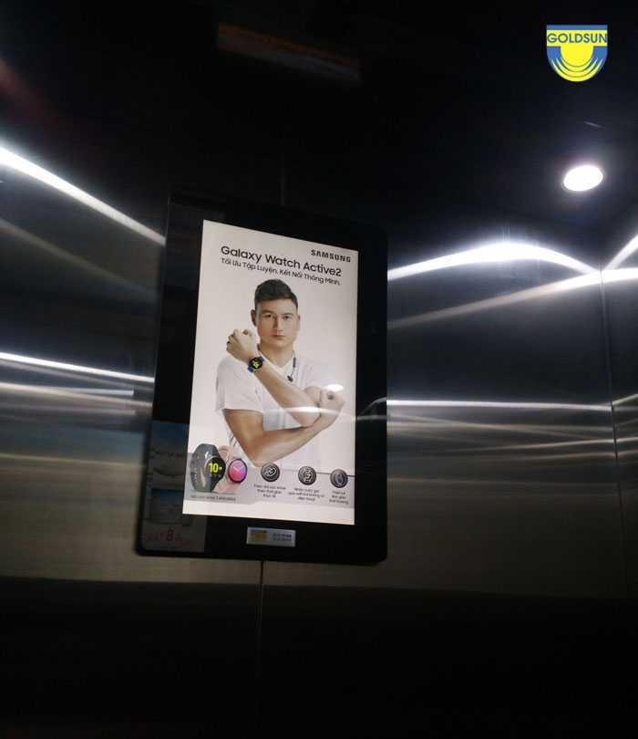 5+ thông tin về quảng cáo Frame trong thang máy bạn cần biết