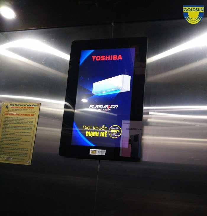 Quảng cáo trong thang máy - 9 thông tin quan trọng bạn cần biết