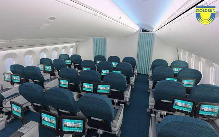Top 12 hình thức quảng cáo trên máy bay được quan tâm nhất