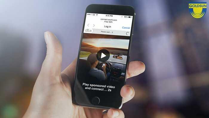 Quảng cáo wifi marketing dạng TVC
