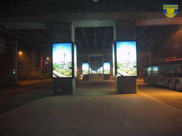 Hộp đèn quảng cáo của SUNTOLE