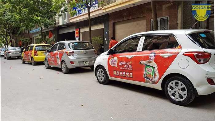 Dịch vụ quảng cáo Grabtaxi cho doanh nghiệp, tổ chức