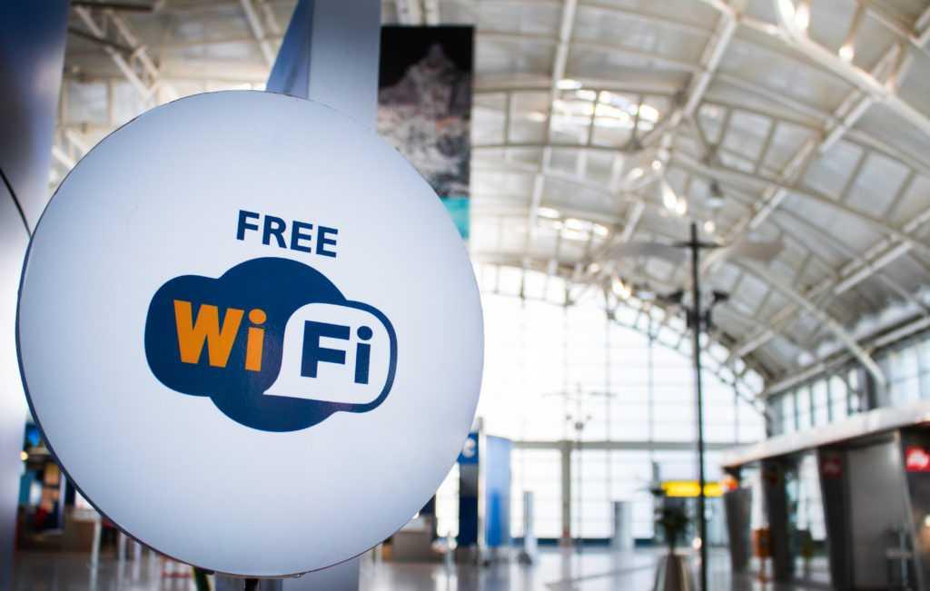 Quảng cáo WiFi Marketing tại các sân bay toàn quốc