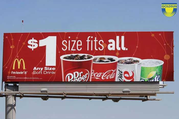 Bảng giá quảng cáo Billboard ngoài trời mới nhất